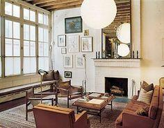 Diana Kellogg {vintage rustic industrial modern loft livin… | Flickr