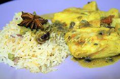 Terapia do Tacho: Caril rápido de peixe (Quick fish curry)
