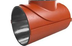 Reli Sleeve offers a complete line of full encirclement steel sleeve that allow pipeline owners and operators to secure defective sections of pipe that are cracked, corroded (internally or externally), dented, damaged, or leaking. The product is a metal wrap positioned around the pipe for reinforcement and to maintain the pressure within. Stainless Steel Pipe, Steel Plate, Pipes, Tube, Metal, Sleeve, Manga, Metals, Pipes And Bongs