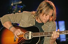 Keith & his acoustic