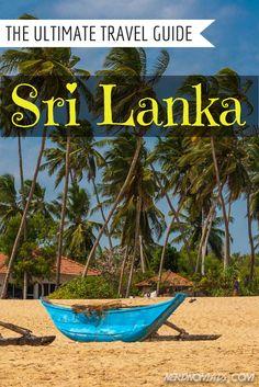 Travel Guide to Sri Lanka! #srilanka #travel @nerdnomads http://nerdnomads.com/guide-to-sri-lanka