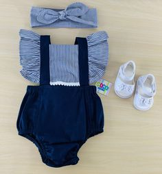 Newborn Girl Outfits, Cute Baby Girl Outfits, Baby Girl Dresses, Baby Dress, Boy Outfits, Kids Clothes Patterns, Sewing Kids Clothes, Baby Kids Clothes, Baby Girl Fashion