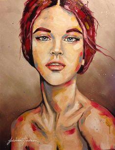 Fine art works by Arkansas artist, Joshua Hudson.