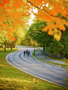 Minneapolis: Grand Rounds National Scenic Byway