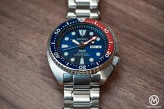 Hands-On with the Seiko Prospex SRPA21 PADI Turtle - possibly the best option for an automatic, in-house, robust, professional summer dive watch.