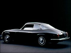 Lancia 2500 Zagato Flaminia Sport.