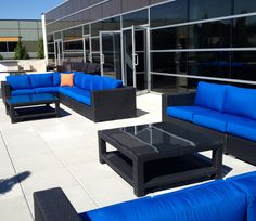 Patio furniture by CABANACOAST® #outdoor #living #patio