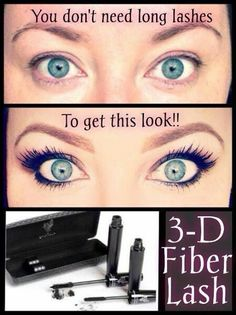 I literally have no lashes... and if you're like me you often use falsies.. well falsies rip off your real lashes and often peel up throughout the night.. well false no more.. try this all natural mascara that actually promotes growth of your own lashes!!! Younique 3-D Fiber Lash Mascara. Fall in love with your eyes again!! Magic Mascara and so much more. Check out our makeup line here: Www.youniqueproducts.com/mascaramichelle Feel free to ask any questions!!!