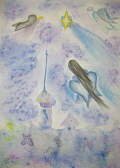 MĚSTO ANDĚLŮ, 7. ročník, 12/2008 Painting, Art, Art Background, Painting Art, Kunst, Paintings, Performing Arts, Painted Canvas, Drawings
