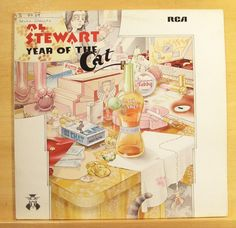 AL STEWART - Year of the Cat -Vinyl LP On the Border Lord Grenville Midas Shadow