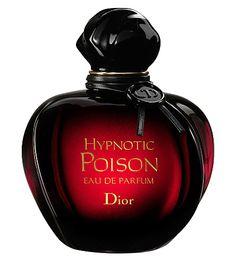 Hypnotic Poison Eau de Parfum Dior perfume - a new fragrance for women 2014 Perfume Dior, Dior Poison, Red Perfume, Dior Fragrance, Blossom Perfume, Flower Perfume, New Fragrances, Perfume Bottles, Lotions