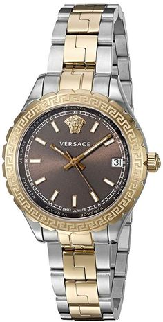 Looking for Versace Women's 'HELLENYIUM' Swiss Quartz Stainless Steel Casual Watch (Model: ? Check out our picks for the Versace Women's 'HELLENYIUM' Swiss Quartz Stainless Steel Casual Watch (Model: from the popular stores - all in one. Casual Watches, Cool Watches, Women's Watches, Wrist Watches, Luxury Watches, Pink Watch, Gold Watch, Watch Model, Stainless Steel Watch