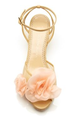 Fleurette by Charlotte Olympia Now Available on Moda Operandi