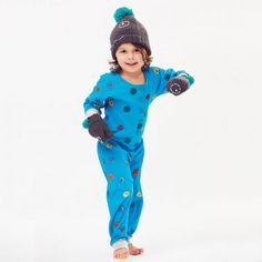 INDIKIDUAL AW14 pompom jumpsuit