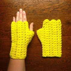 Glorieux Mitts Fingering Weight pattern on Craftsy.com $3