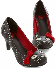 One of my favorite cat shoes!