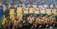 """Diski General⚽🇿🇦🔟 shared a post on Instagram: """"Kaizer Chiefs team of 1989...1989 JPS Knockout Cup Champions, What a team it was, filled with…"""" • Follow their account to see 2,221 posts. Kaizer Chiefs, A Team, Champion, Posts, Baseball Cards, Instagram, Messages"""