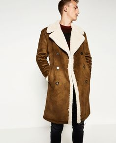 DOUBLE-FACED COAT - Available in more colours