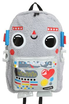 robot backpack - I NEED THIS!!! LOVE!!