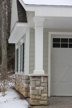 Stone Facing And Stone Veneer Provide Homeowners With The Distinct Look  That Adds Quality And Aesthetic