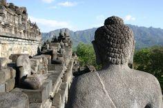 Borobudur Tempel - Java - Indonesie