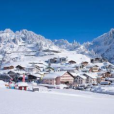 The picturesque village of Stuben in the Arlberg Region © TVB Stuben #feelaustria