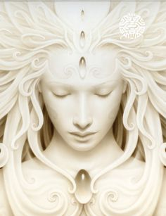 Andrew Gonzalez The White Goddess - equisite!