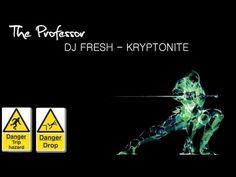 DJ Fresh - Kryptonite