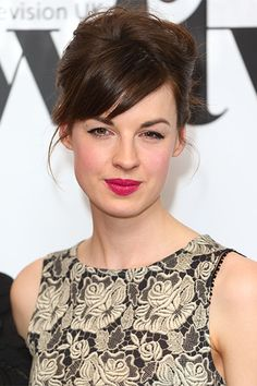 Jessica Raine. Love her and her hair.