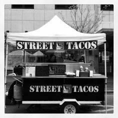 Street tacos are a popular food truck business option. This one is located in Boise. Popular Food, Popular Recipes, Starting A Food Truck, Small Tent, Food Truck Business, Street Tacos, Taco Bar, Good To Know, Food And Drink