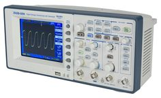 2540B Series  — 60 MHz and 100 MHz, 1 GSa/s Digital Storage Oscilloscopes (w/AWG where applicable)