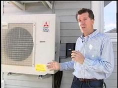 Healthy Home Tips by McAllister - Mitsubishi Ductless Heating & Cooling Systems