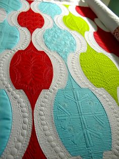 Sew Kind Of Wonderful: More ~ Urban Holiday Quilting