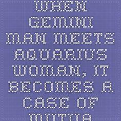 Gemini aquarius match
