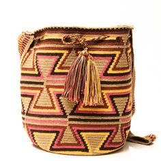 New Guajira Mochila Bags – www.WAYUUTRIBE.com $108.00 #handbag #handmade #handwoven #fashion #boho #bohochic #chic #gift #shop #backtoschool #labordaysale #accessories #fashionista #deal #girls #prefall #beachchic #Bags #HandBags #Steal #onofakind