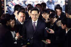 Samsung de-facto leader formally charged with bribery     - CNET Jay Y. Lee vice chairman of Samsung arrives at the Seoul Central District Court on January 18. This week he was formally charged in connection to the political scandal in the country.                                                      Getty Images                                                  South Koreas case against Samsungs de facto leader just got more serious threatening the companys succession plan.   Jay Y. Lee…
