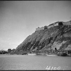 Quebec City, P.Q. 1933 Clifford M. Johnston / Bibliothèque et Archives Canada / PA-056808