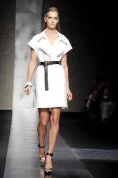 gianfranco ferre women clothing | gianfranco ferre spring summer ready to wear 2012 milan ferre ferre