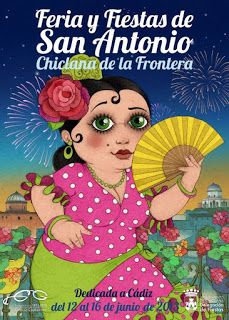 aznalfarache: Feria y Fiestas de San Antonio 2013 -  Chiclana de...