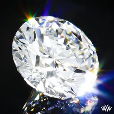 1.121 carat F color VVS1 clarity A CUT ABOVE® Hearts and Arrows Super Ideal Round Cut Loose Diamond - Hearts and Arrows Ideal Proportions and a AGS Diamond Report. Price $17,724   www.whiteflash.com