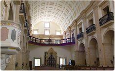 Interior Mosteiro