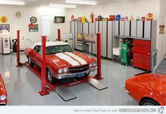 Properly, as everybody is aware of, a storage is the place we park our automotive to make certain that they're protected and shall be saved in good st... -   #garage #garage storage #interior #storage ideas - #interiordesign #home #house #housedecoration