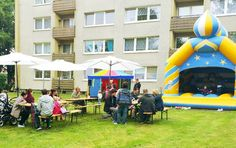 Mietersommerfest in Marl