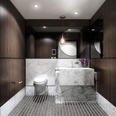 Luxury Bathroom Ideas is unquestionably important for your home. Whether you choose the Interior Design Ideas Bathroom or Luxury Bathroom Master Baths Log Cabins, you will make the best Luxury Bathroom Master Baths With Fireplace for your own life. Bathroom Spa, Bathroom Toilets, Modern Bathroom, Washroom, Bathroom Ideas, Office Bathroom, Budget Bathroom, Master Bathroom, Home Interior