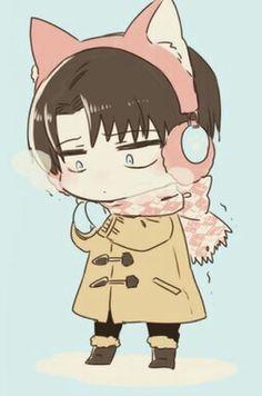 Levi (Shingeki no Kyojin) | We Heart It | levi, attack on titan ...
