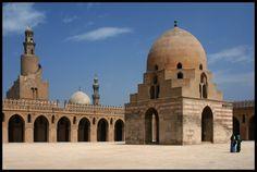 Ibn Tulun Mosque | Cairo | Egypt | 884
