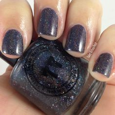 Seventy Seven Nail Lacquer Thirty-What?! @rclawley @seventy7lacquer