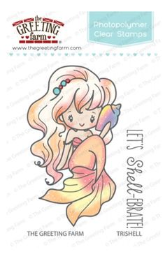 Sweet Stamp Shop, Tiddly Inks, Mermaid Art, Mermaid Shell, Mermaid Drawings, Mermaid Tattoos, Kawaii Doodles, Arts And Crafts Supplies, Art Supplies