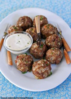 Spicy Jalapeño Cream Cheese Cocktail Meatballs are a surprising game-day appetizer. It's everything you love about classic meatballs with an irresistibly spicy twist!