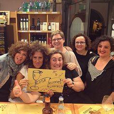 Bella gente e tutti felici! Effetti collaterali dell'aperitivo del venerdì sera da Cose Buone a Polesine ( MN ): e Tu?